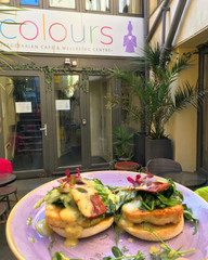 Colours Cafe & Wellbeing Centre - Truro