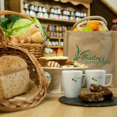 Bailey's Country Store website
