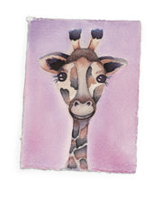 Load image into Gallery viewer, Brush Babies Paint with Me Kit Baby Giraffe