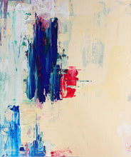 Load image into Gallery viewer, Chaos I & II Acrylic Abstracts on Canvas