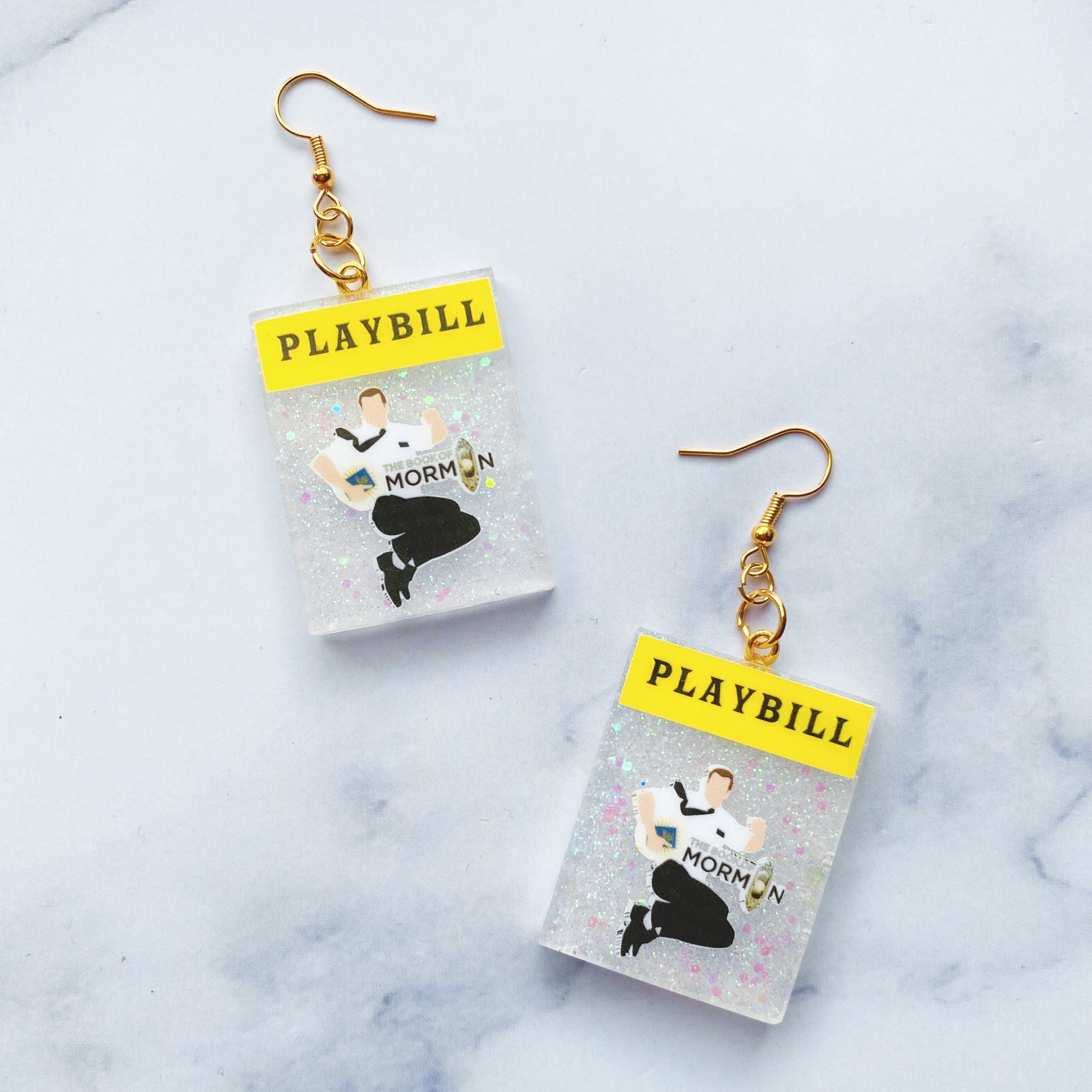 Baptize Me Earrings - Play It By Ear Collection