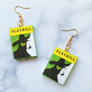 Defying Gravity Earrings - Play It By Ear Collection