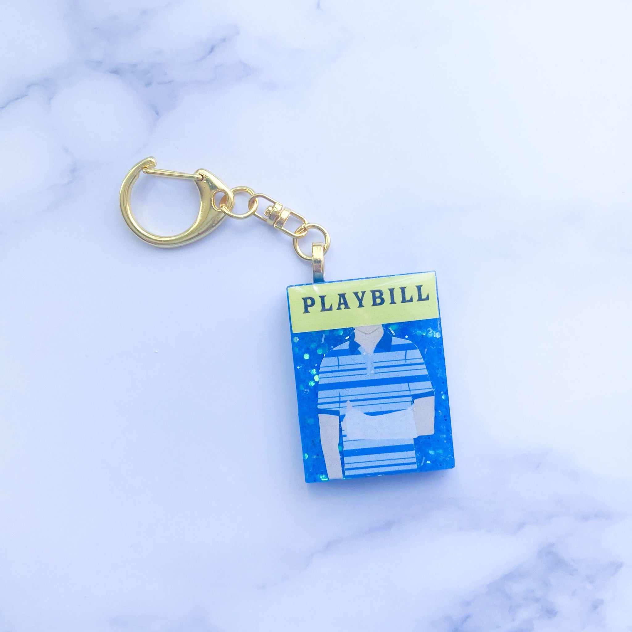 For Forever Showgram Keychain
