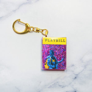 Loser Geek Whatever Showgram Keychain
