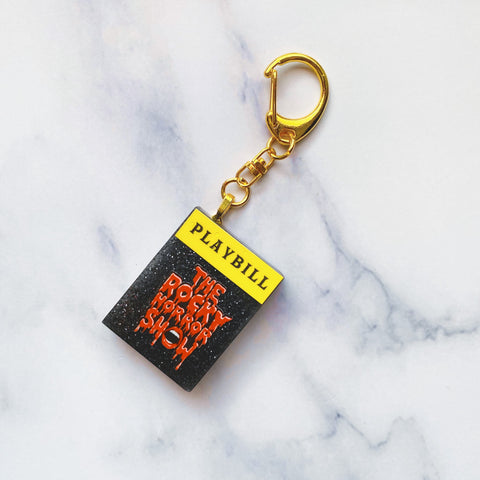 Science Fiction Showgram Keychain