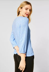 TEE-SHIRT DOUX 315839 STREET ONE
