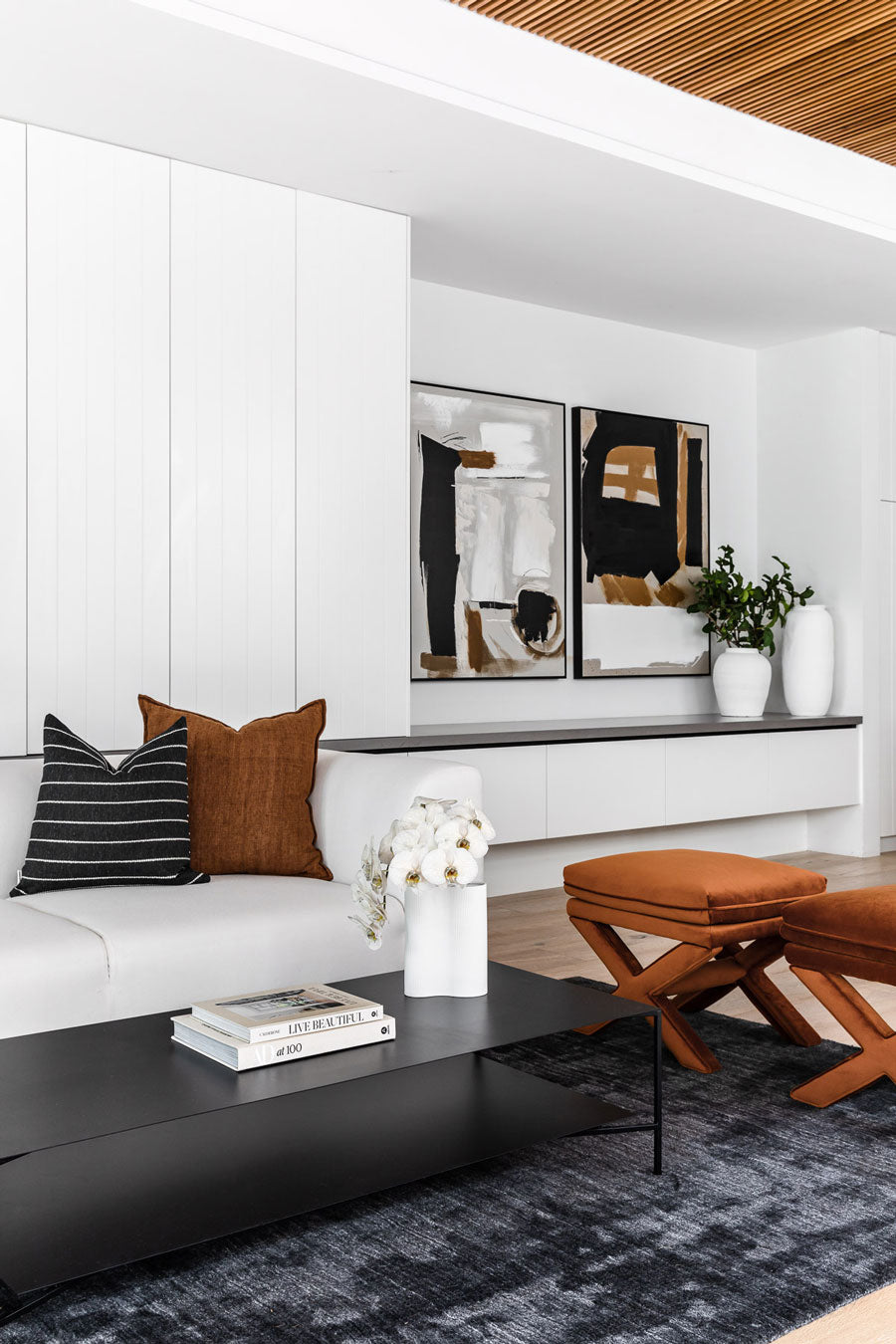 Room styled by Huntley+ Co