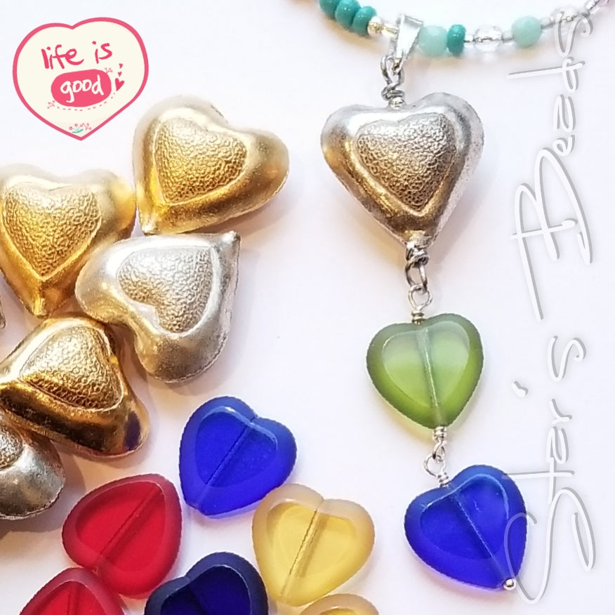 Falling in Love Pendant Kit
