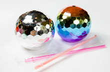 Load image into Gallery viewer, Rainbow Disco Ball Tumbler