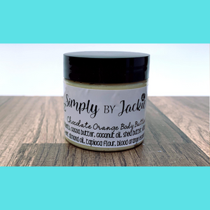 Chocolate Whipped Body Butter