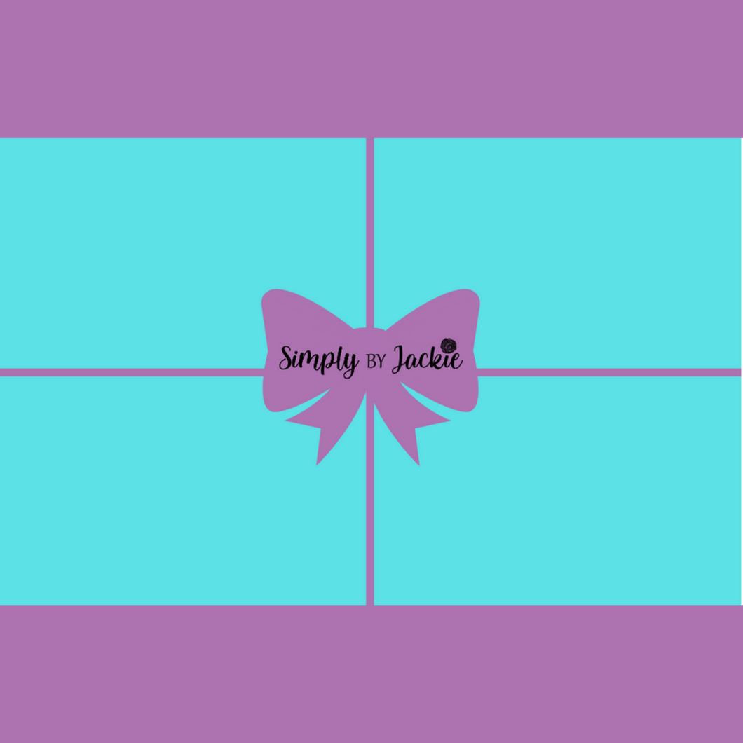 Simply By Jackie Gift Card