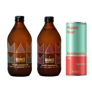Kombucha / Happy Hour Cocktail Bundle Deal