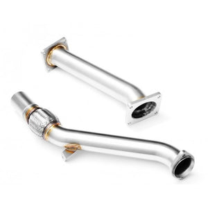 TURBOLOGIC Downpipe BMW E60, E61 525d, 530d M57N