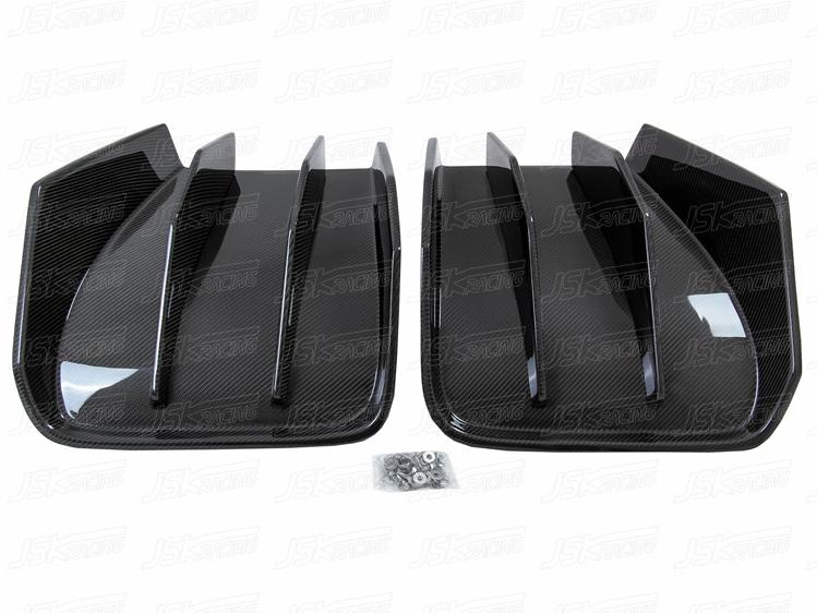 TURBOLOGIC CHEVROLET CORVETTE C7 CARBON TRACK HECKDIFFUSOR