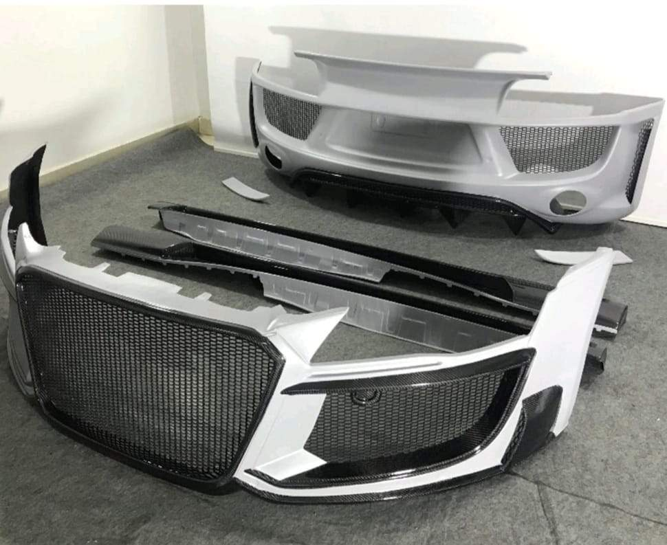 TURBOLOGIC AUDI R8 CARBON RACE BODYKIT PACKAGE