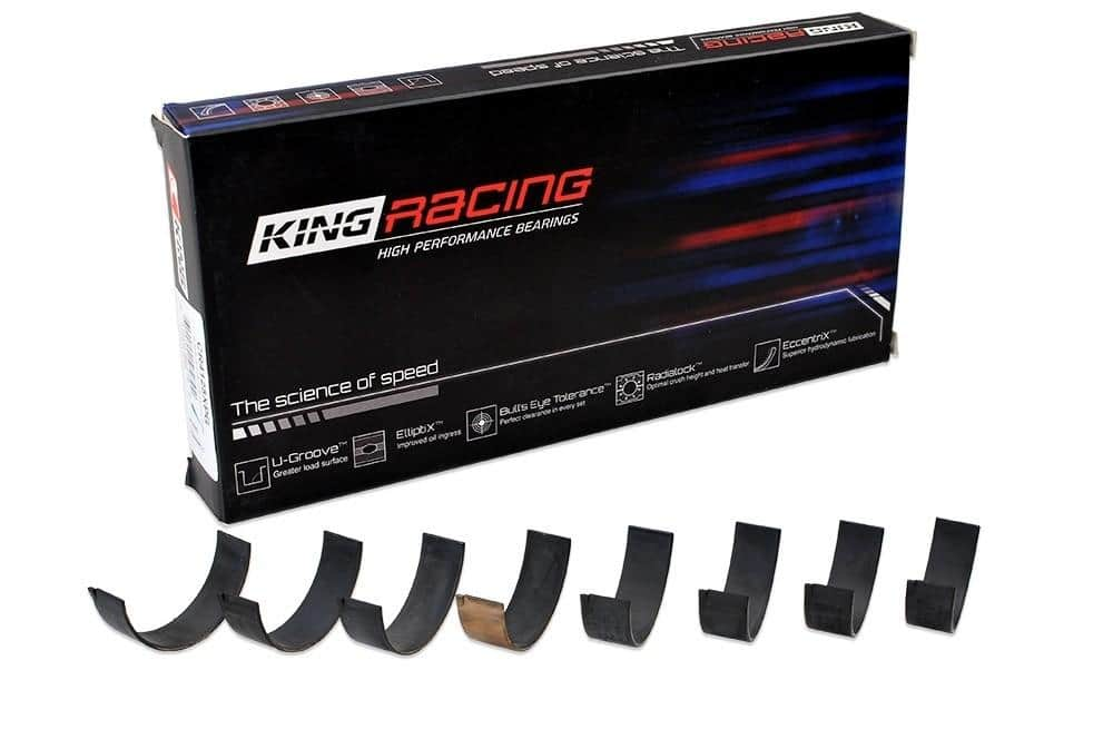 King Racing Bearings XP Series Pleuellagerschalen 2JZ-GE/2JZ-GTE
