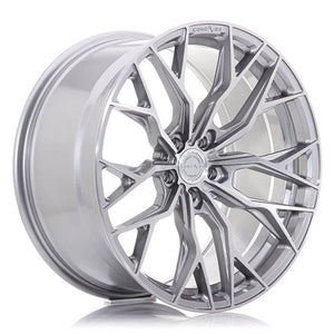 CONCAVER WHEELS - CVR1 BRUSHED TITANIUM 20 ZOLL
