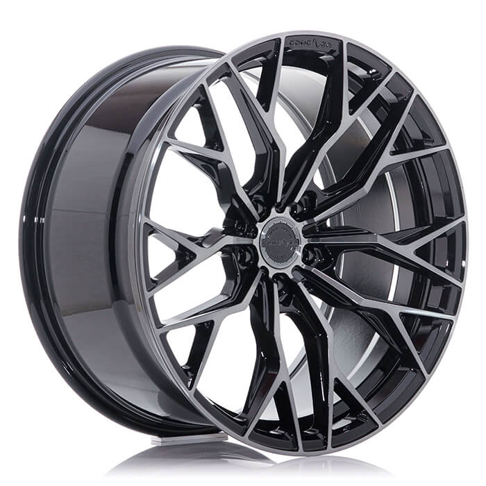 CONCAVER WHEELS - CVR1 DOUBLE TINTED 22 ZOLL