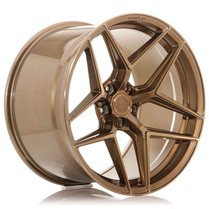 CONCAVER WHEELS - CR2 BRUSHED BRONZE 20 ZOLL