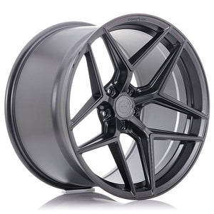 CONCAVER WHEELS - CVR2 CARBON GRAPHITE 21 ZOLL
