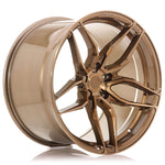 CONCAVER WHEELS - CR3 BRUSHED BRONZE 20 ZOLL