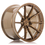 CONCAVER WHEELS - CVR4 BRUSHED BRONZE 19 ZOLL