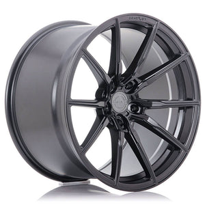 CONCAVER WHEELS - CVR4 CARBON GRAPHITE 19 ZOLL