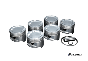 Tomei FORGED KOLBEN KIT 2JZ-GTE 3.6L 87.00mm -