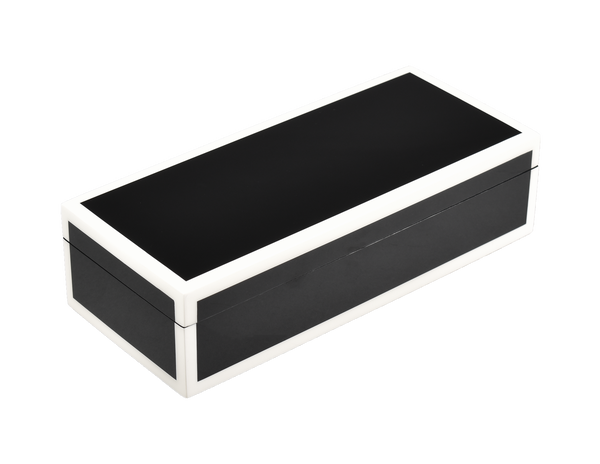 Black And White - Pencil Box - L-30FSBWT