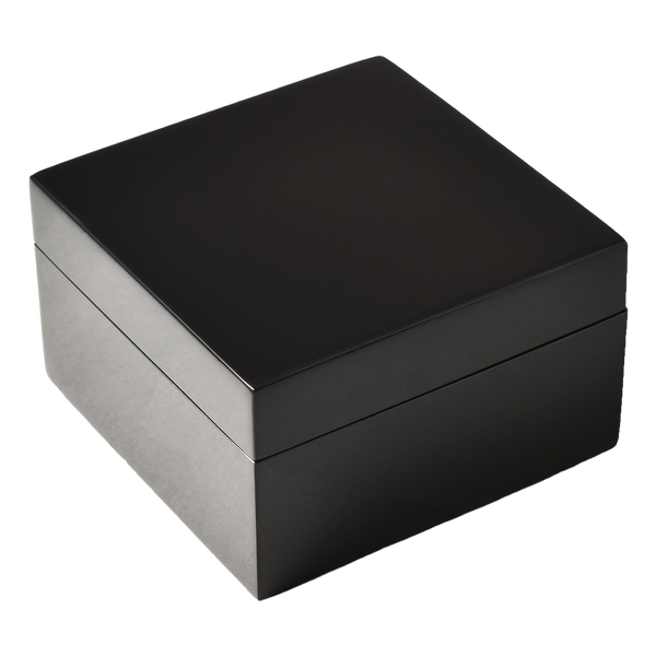 All Black - Square Box - L-31B