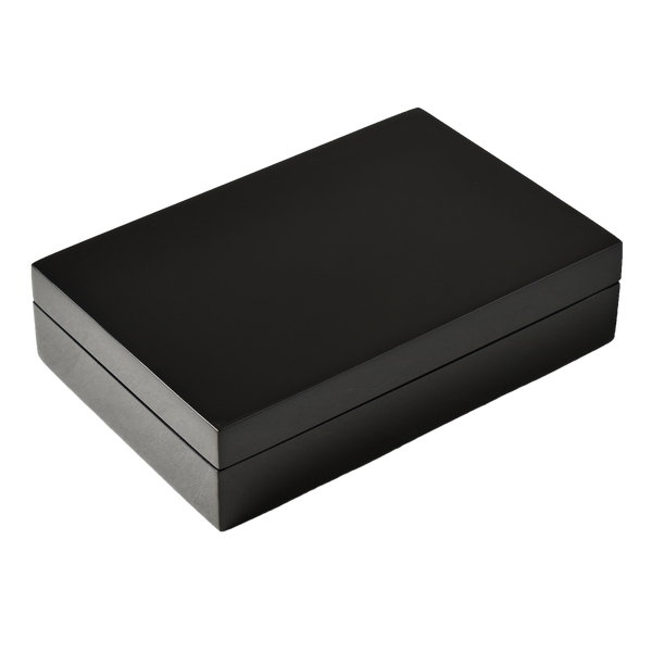 All Black - Playing Card Box - L-46B