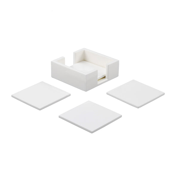 All White Coasters