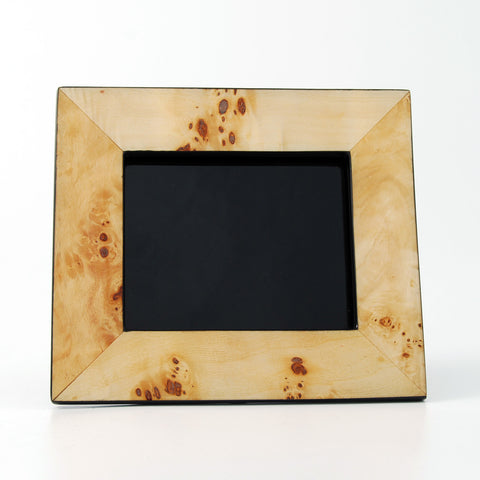 "Mappa Burl Picture Frame, 4""x6"""