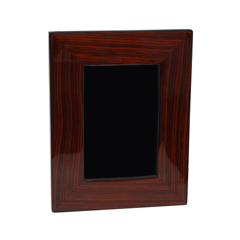 "Rosewood Picture Frame, 4""x6"""