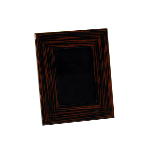 Macassar Ebony Picture Frame, 5