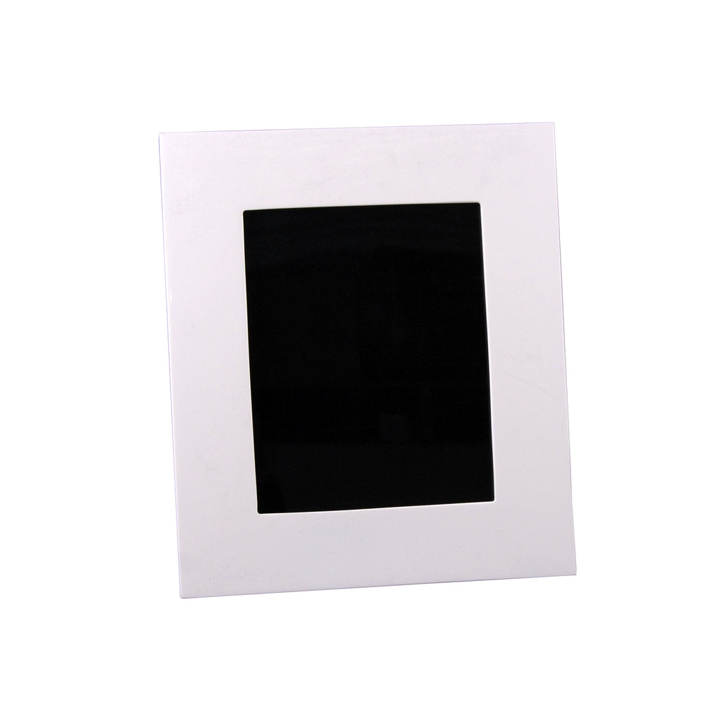 All White Picture Frame, 8