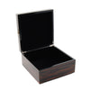 Macassar Ebony Large Hinged Box