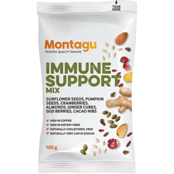 Montagu Lifestyle Immune Support Mix 100g Pack of 10