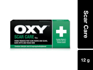Oxy Scar Care 12g Pack of 6