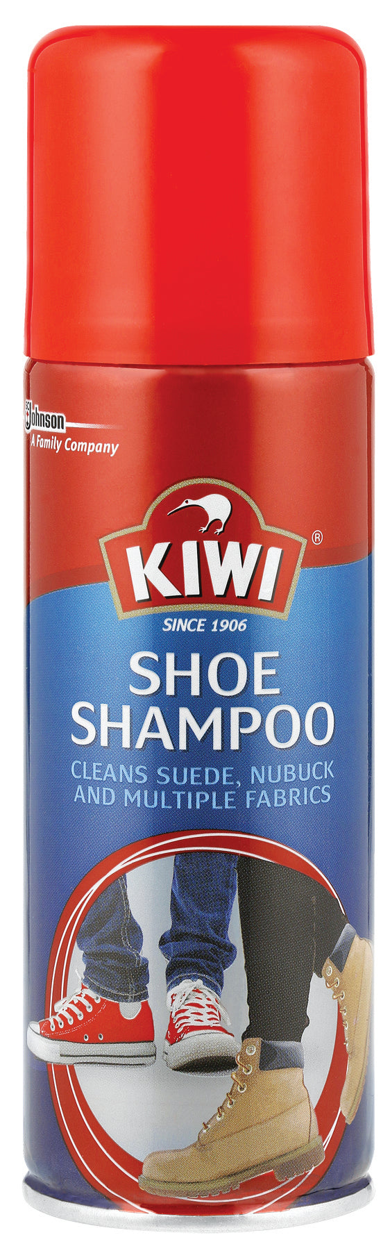 Kiwi Shoe Shampoo Cleans All Shoes 1 x 200ml