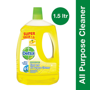 Dettol Hygiene All Purpose Cleaner Citrus 1.5lt