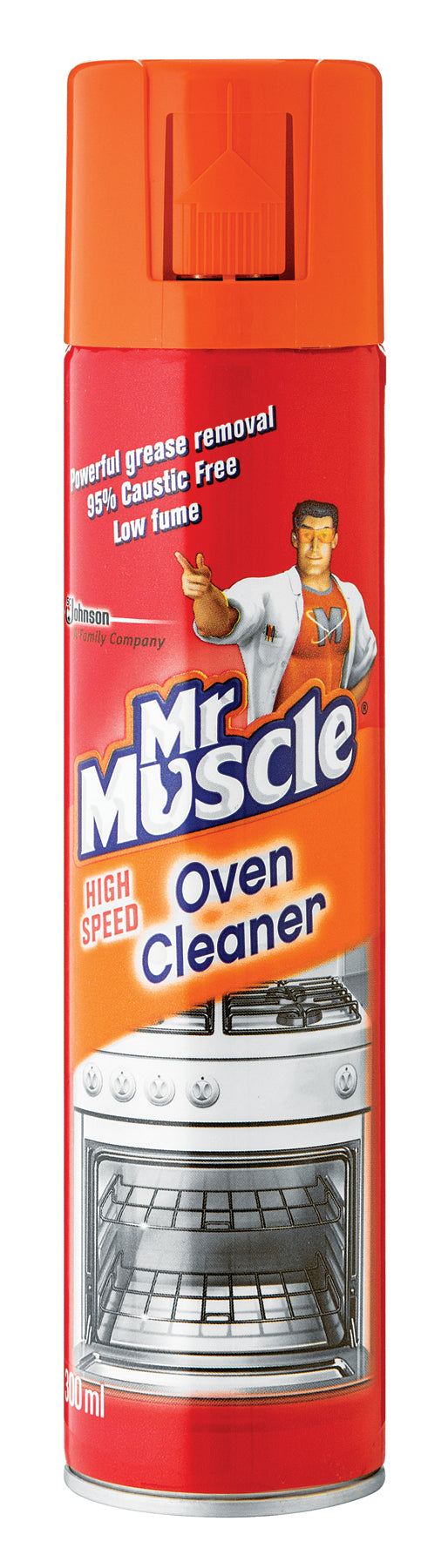 Mr Muscle Oven Clnr High Speed 1 x 300ml