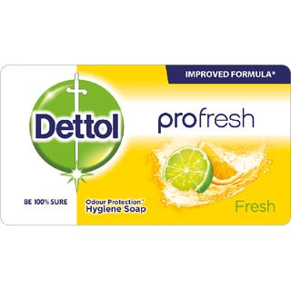 Dettol Soap Fresh 90g Case of 96