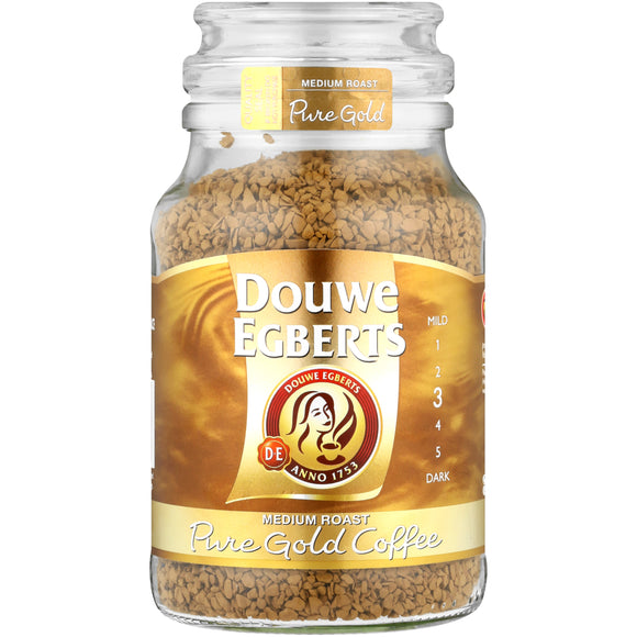 DOUWE EGBERTS Coffee Medium Roast Pure Gold 200g