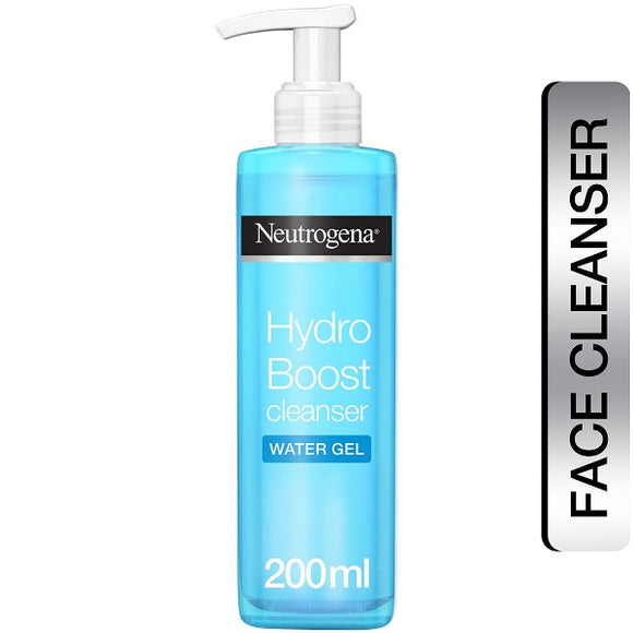 Neutrogena Hydro Boost Water Gel Cleanser 200ml