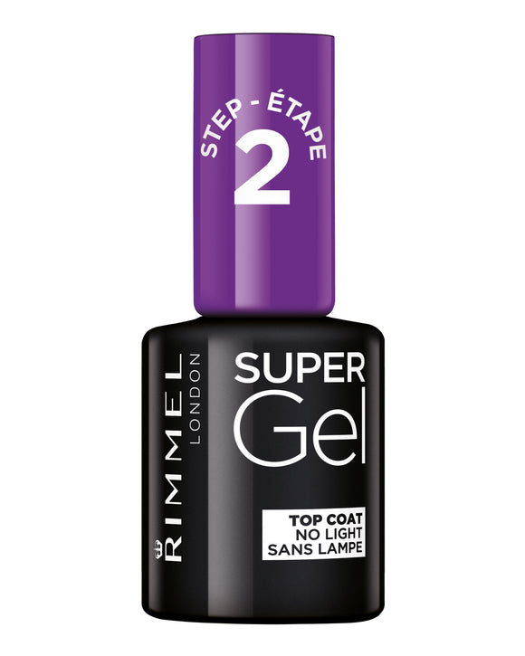 Rimmel Super Gel Nail Polish Topcoat