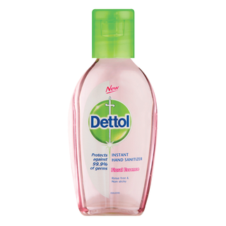 Dettol Hand Sanitiser Floral Essence 50ml