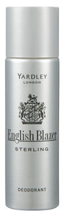 Yardley English Blazer Deodorant Body Spray Sterling 125ML