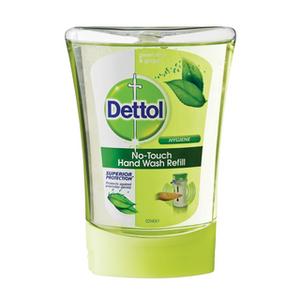 Dettol No Touch Handwash Refill Green Tea 250ml Case of 12