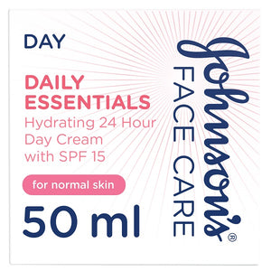 Johnsons Daily Essentials Day Cream Norm 50ml